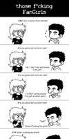 Sylar vs Fan Girl