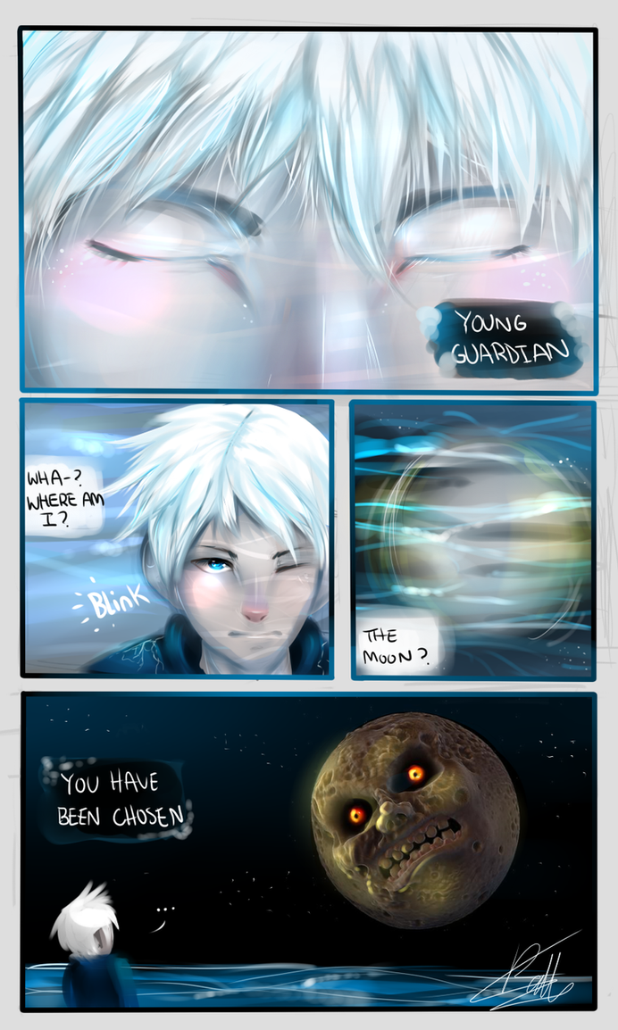 Jack Frost Comic by fuzz-butt