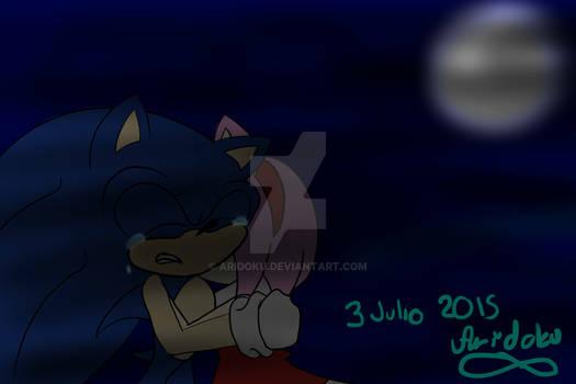 Sonic y Amy
