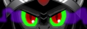 MLP eyebars King Sombra