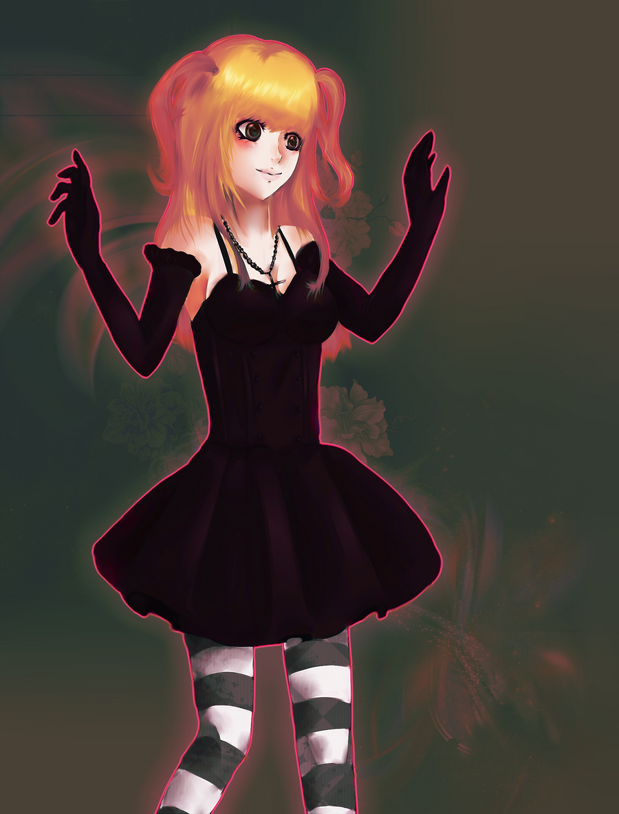 Misa Misa by nosheep13