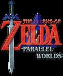 The Legend of Zelda - Parallel Worlds Logo