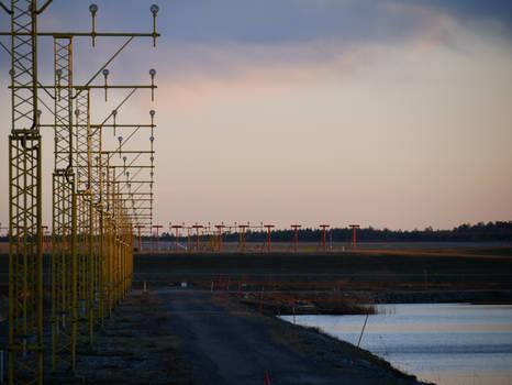 Landing lights 4 Arlanda 2 2020