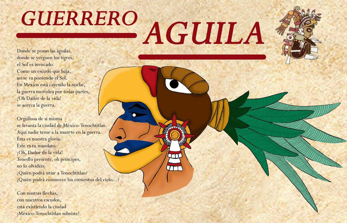 Guerrero Aguila by AlvarezTequihua on DeviantArt