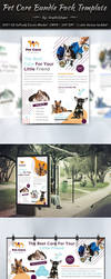 Pet Care Bundle Pack by graphicshaper2016