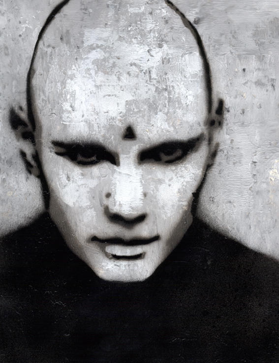 Billy Corgan by s-dawson