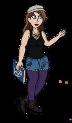 RP Character: Rivera Annaliese Rosedale