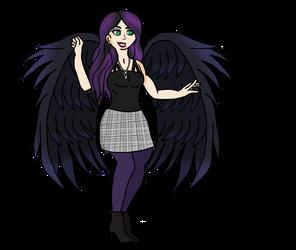 RP Character: Samantha
