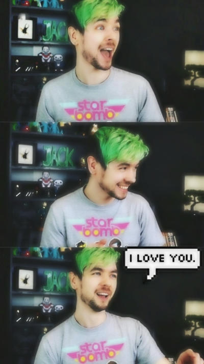 Jacksepticeye edit by AndyCordiero