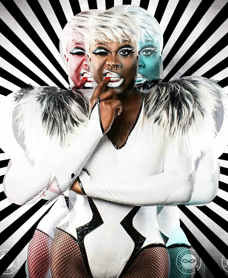 Bob the drag queen by AndyCordiero