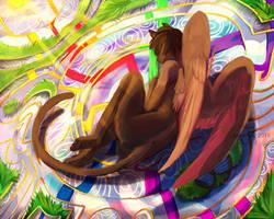 My personal heaven. by Juleteon