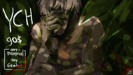 Jungle Hideout | YCH - OPEN