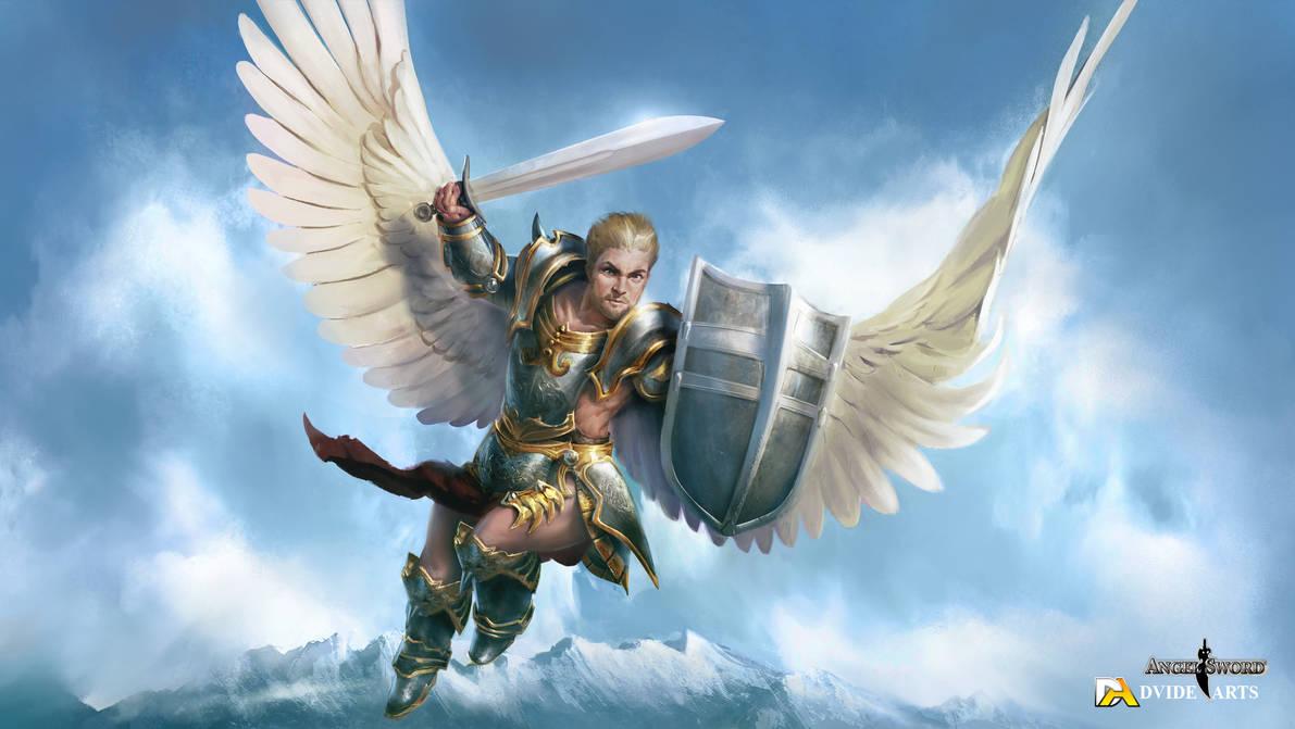 angel sword game