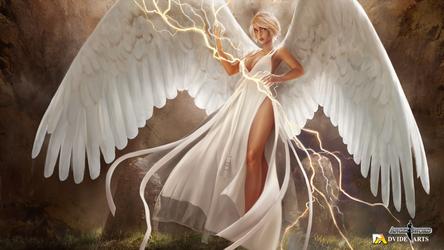 AngelSword - Sorceress Angel