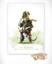Dungeon Kats - The Rogue
