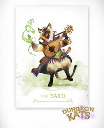 Dungeon Kats - The Bard