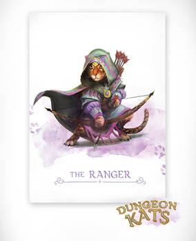 Dungeon Kats - The Ranger
