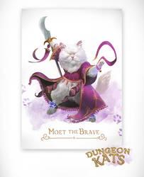 Dungeon Kats - Moet the Brave