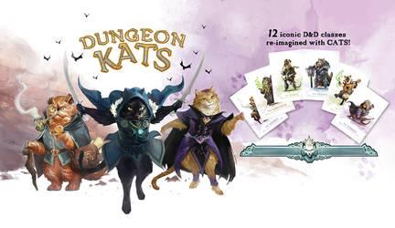 Dungeon Kats - Promo 02
