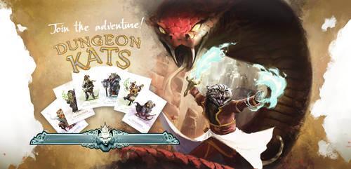 Dungeon Kats - Promo 03