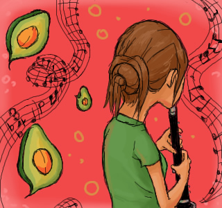 Ode to Avocado by fudratsrule