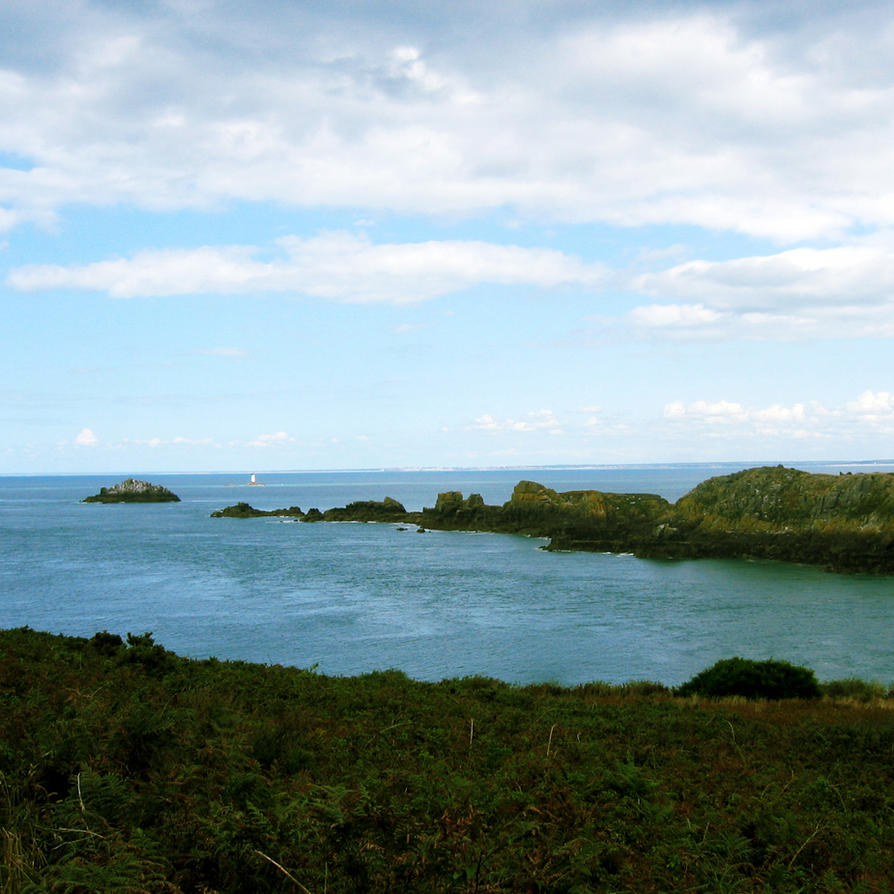 emerald coast by bluemacgirl