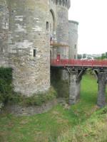 draw bridge in Vitre by bluemacgirl