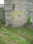 moat - castle of Vitre II