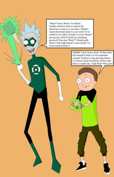 Rick and Morty Multiverse Hijinks