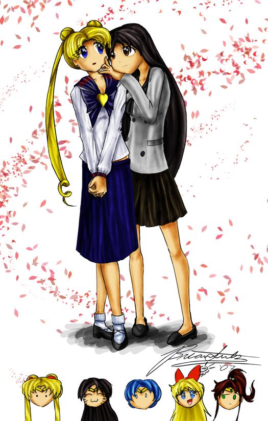 usagi and rei relationship