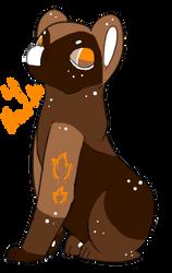 Chocoloon breed by Aldecaalfi