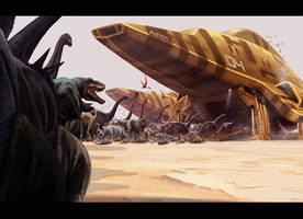The Ark by moolik
