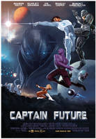 CAPTAIN FUTURE the motion picture by moolik