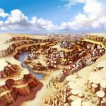 Desert City Veins