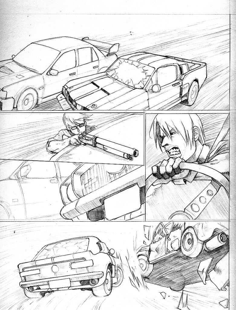 Car Chase pg2 by Kei-san