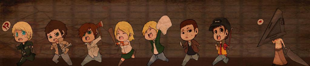 Silent Hill by Maskums