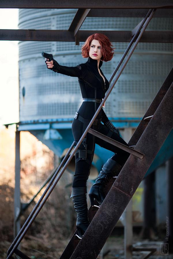 Black Widow_07 by Letaur