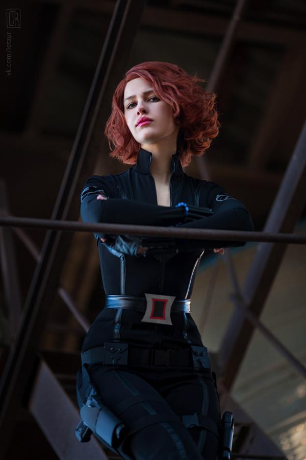 Black Widow_08 by Letaur