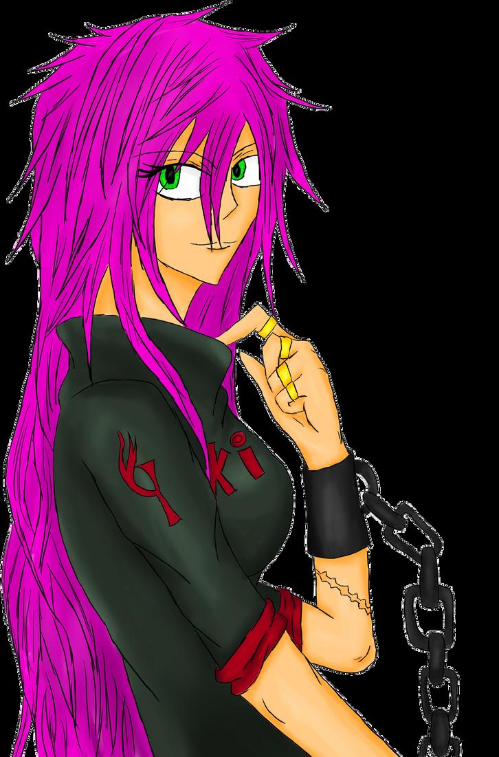 +Kazuya [colored] by Chiku-Chan1521