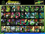 Green Lantern Corps - Wallpape