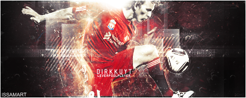 Dirk Kuyt by issam-gfx