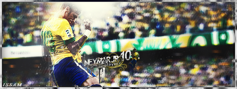 Neymar by issam-gfx