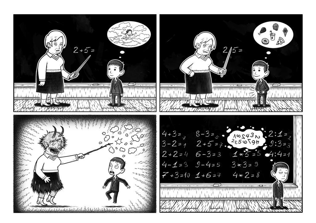 hey, teacher by kolyabilan