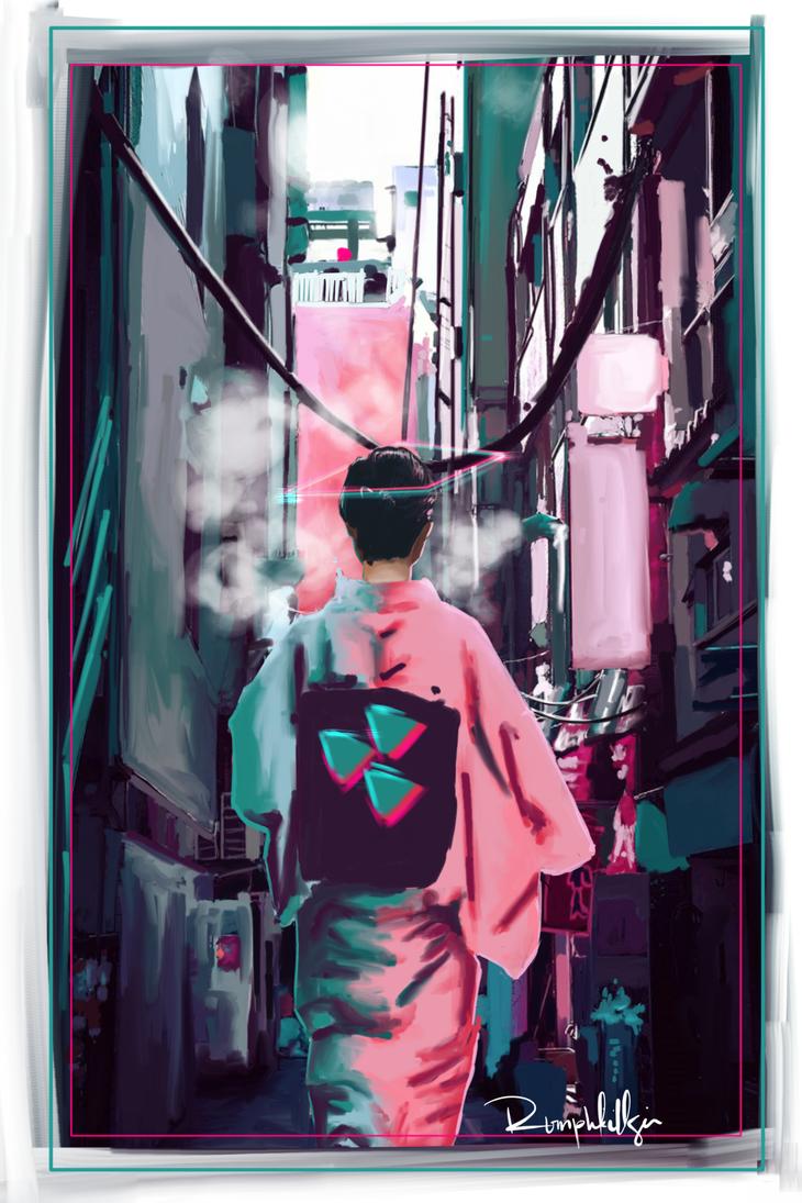 Hologram by Rumplekillsin