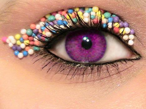 Caramella dell'occhio
