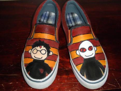 Potter Puppet Pals Shoes