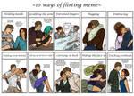Meme: Flirting 101