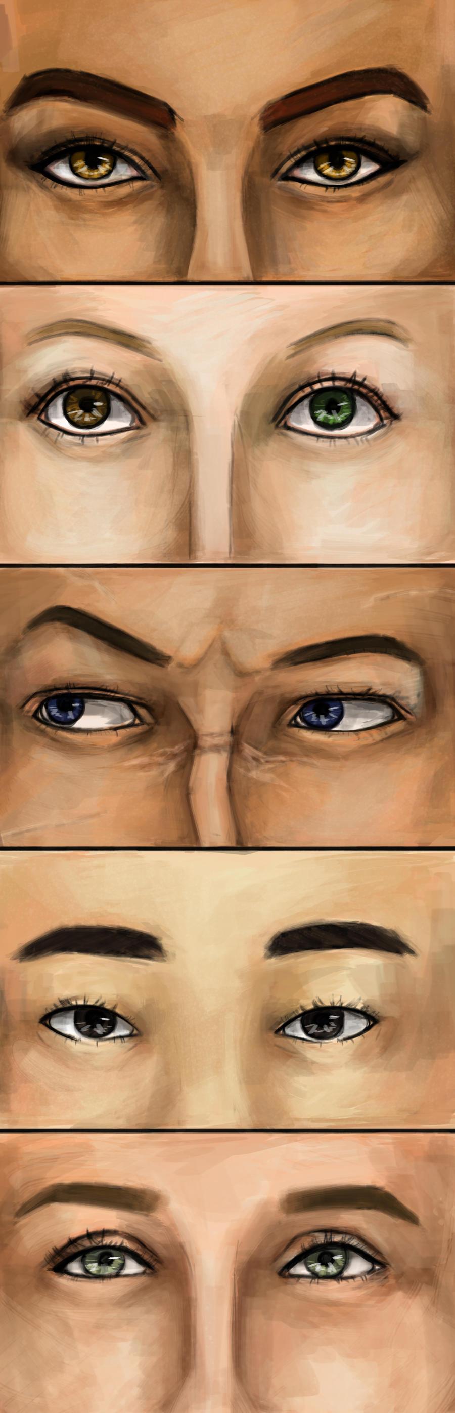 Studies: Eye See You