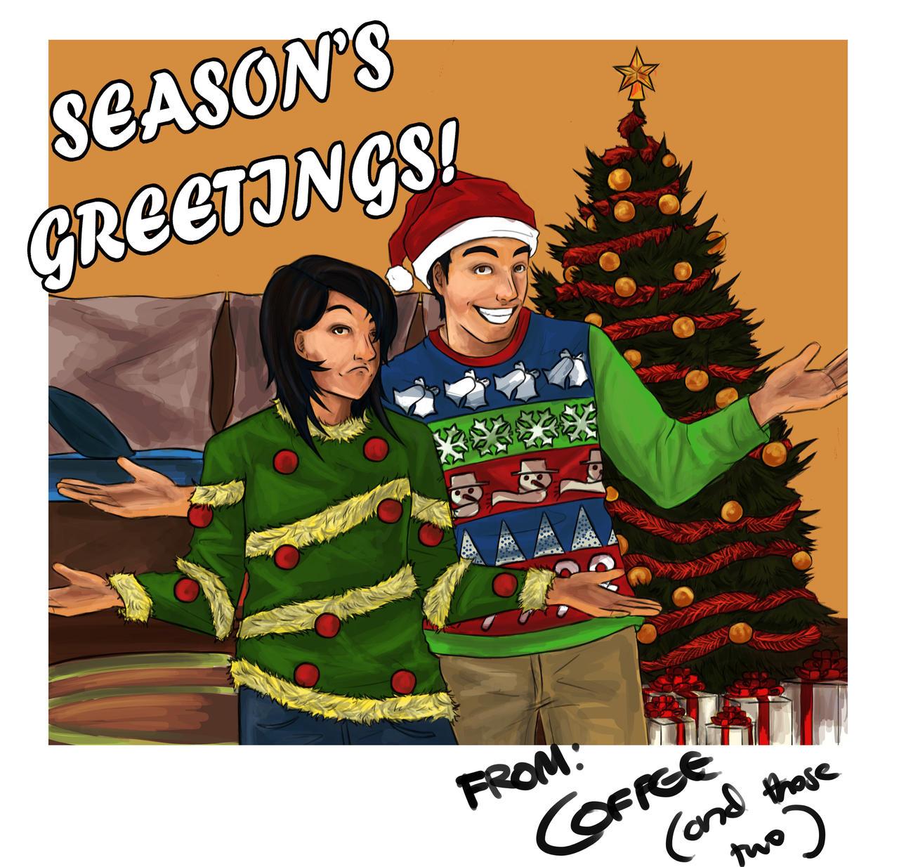 SS: Happy Holidays...I Guess?