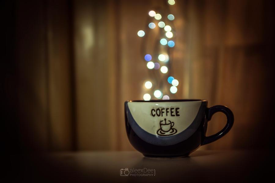 It's Coffee time by aleexdee on DeviantArt